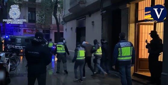Barcelona Festnahme Dschihadisten