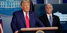 US-Vizepräsident Pence will Trump nicht absetzen