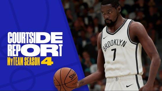 """""""NBA 2K21"""" startet pünktlich zum Season-Start mit einem Mein TEAM-Update"""