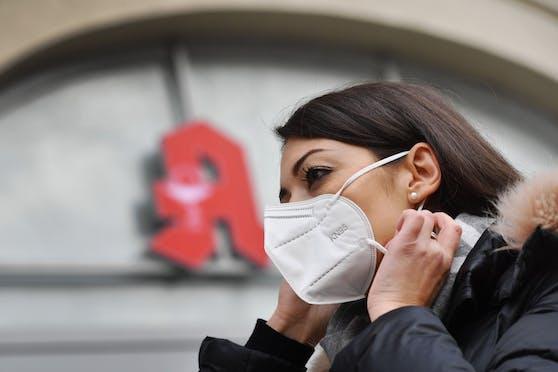 Die FFP2-Maskenpflicht wird auch für Geimpfte weiter gelten