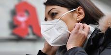 China-Ware? Scharfe Kritik an gratis FFP2-Masken aus NÖ