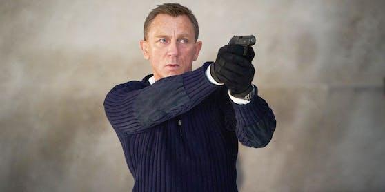 Wann kommt James Bond in die Kinos?