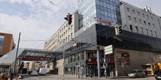 Die Lugner City in Wien
