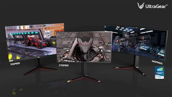 Die neuen Monitore der Ultra-Serie von LG wurden verbessert und aufgerüstet.