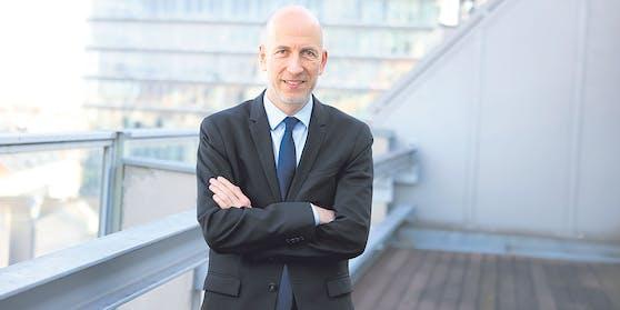 Der neue Arbeitsminister Martin Kocher.