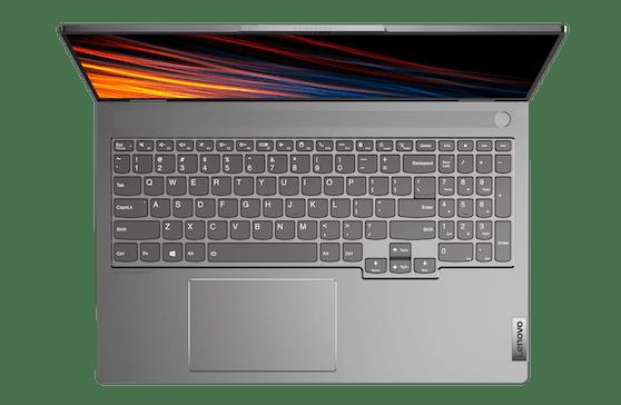 Das ThinkBook 16p Gen 2.