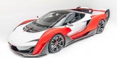 Auf nur 15 Exemplare limitiert: McLaren Sabre by MSO