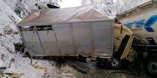 Kleines deutsches Eck nach Todes-Crash gesperrt