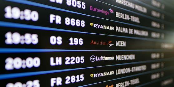 Eine kostenlose Stornierung sei bei Flügen nicht gesichert.