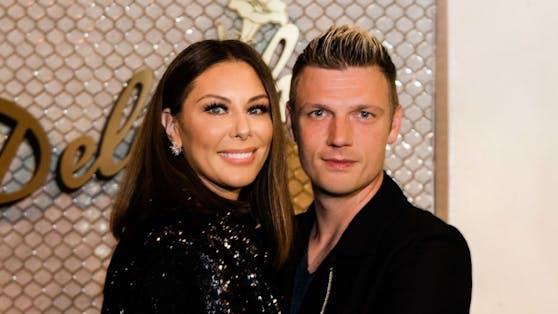 US-Sänger Nick Carter und seine Frau Lauren sind zum dritten Mal Eltern geworden.