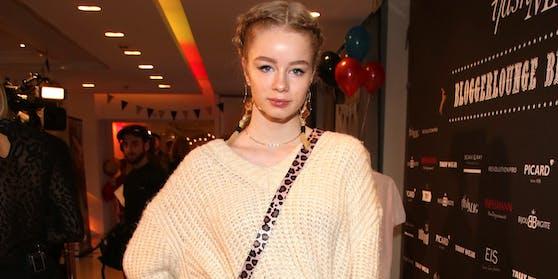 Ganz schön reizbar: Model Zoe Saip (21)