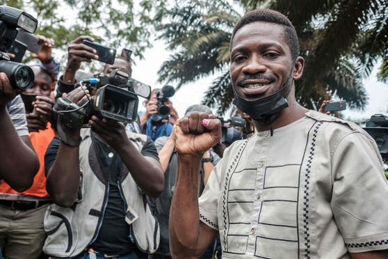Bobi Wine (Robert Kyagulanyi)