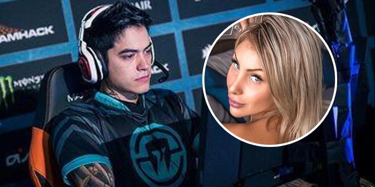 Skandal um Sex-Video von Profi-Gamer mit Insta-Model