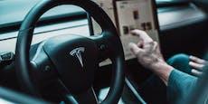 Computer defekt! Tesla soll 158.000 Wagen zurückrufen