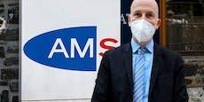 AMS-Streit mit neuem Minister gleich voll entbrannt