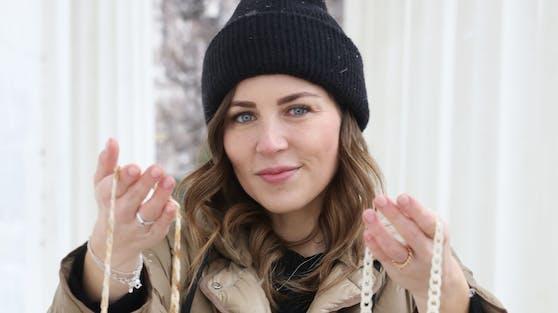 Andrea Haberreiter erzählt auf Instagram offen von ihrer HPV-Erkrankung.