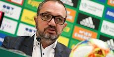 """Rapids """"Spielverderber"""" bereut Wechsel zur Bundesliga"""
