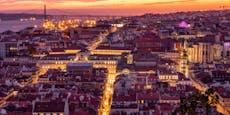 Portugal kehrt zu hartem Lockdown zurück