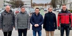 """""""Grüner Platz"""": Tullner Opposition will Volksbefragung"""