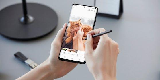 Samsung präsentierte die neue Galaxy-Generation 21 virtuell.