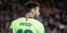 Auch wenn er geht: Messi casht von Barca bis 2025