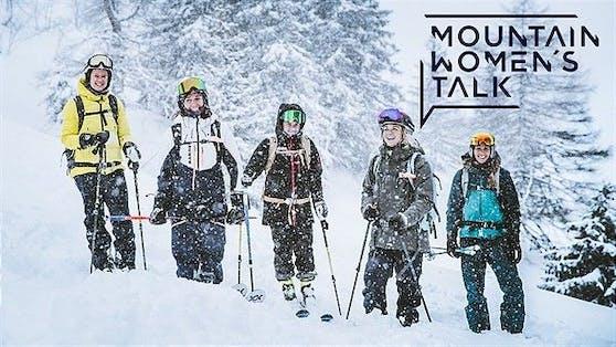 """Mountain Women's Talk"" feiert Premiere – ab 15. Jänner auf a1now.tv zum Streamen verfügbar."