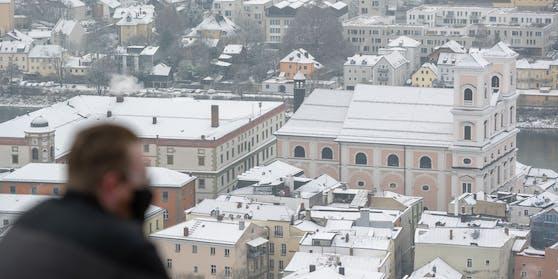 Die Stadt Passau macht wegen des Coronavirus die Stadtgrenzen dicht.