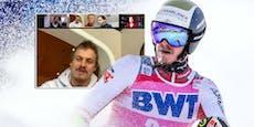"""Slalom-Star Feller: """"Was denkt sich da ein Wiener?"""""""