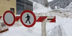 Höchste Schnee-Warnstufe! Lawine donnerte in Wohnhaus