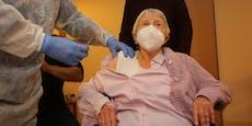 So viele Österreicher sind schon gegen Corona geimpft