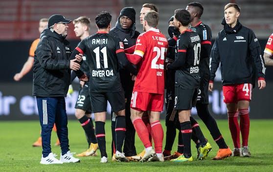 Wurde Leverkusens Nadiem Amiri rassistisch beleidigt?