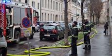 "Alarmstufe 2 wegen Explosion: ""Es war furchteinflößend"""