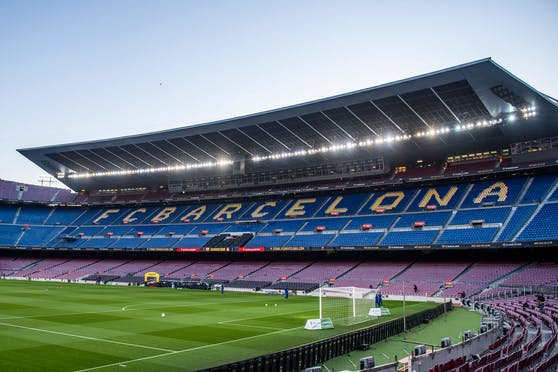 Der FC Barcelona bleibt weiter führungslos.