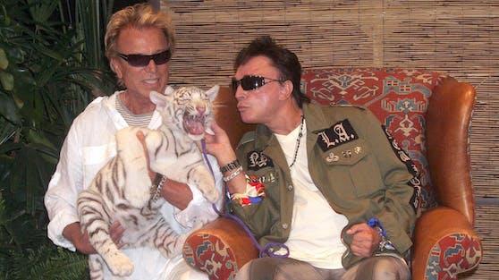 Die verstorbenen Show-Magier Siegfried Fischbacher und Roy Horn bekommen ein filmisches Denkmal gesetzt.