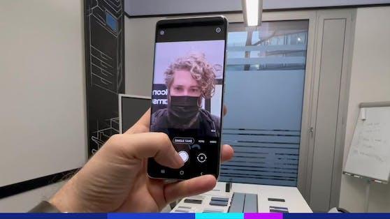 Ausprobiert: Das Samsung Galaxy S21 Ultra im Check.