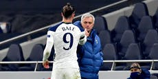 Mourinho verspottet Bale im Tottenham-Training