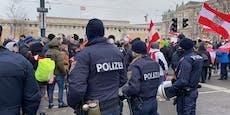 Demo-Wahnsinn am Samstag! 13 Kundgebungen angesagt