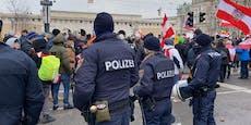 Wiener Polizei verbietet Demos am Wochenende