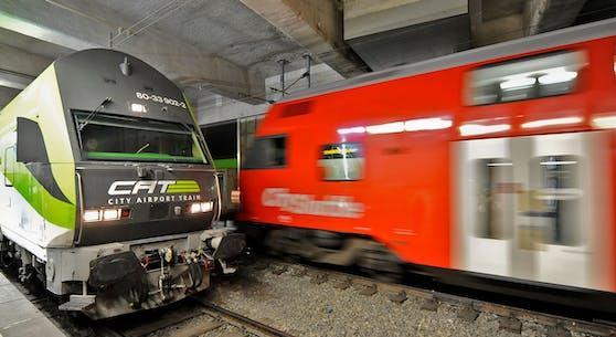Bahnhof Wien-Mitte: Ein Mann stieß zwei Personen auf die Gleise.