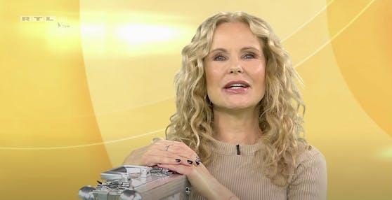 Katja Burkard in Redelaune.