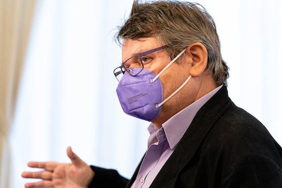 ÖGB-Präsident Wolfgang Katzian plädiert für eine Erhöhung des Arbeitslosengeldes.