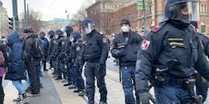 Ring-Sperre wegen mehrerer Demos in Wien