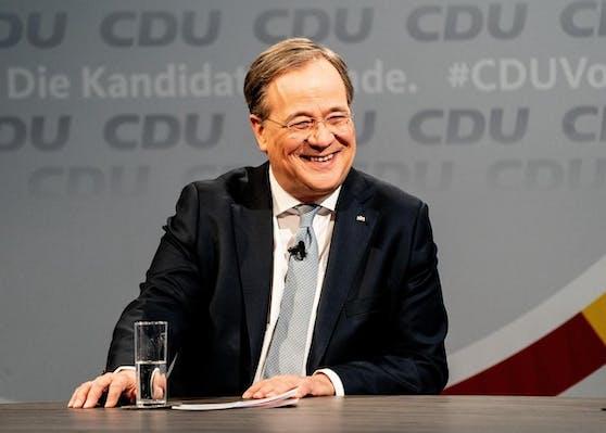 Armin Laschet wird neuer CDU-Chef.