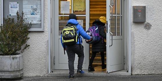 Beim Thema Schul-Lockdown gehen die Meinungen weit auseinander