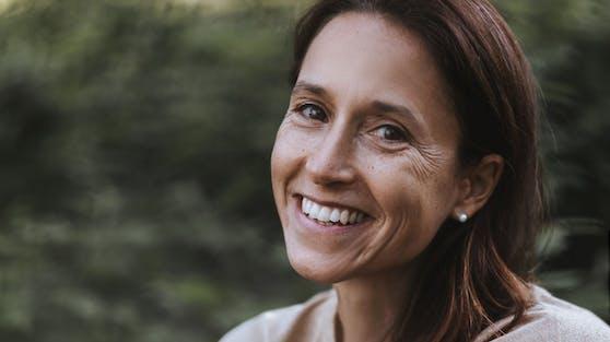 Gynäkologin Denise Tiringer, Gründerin und Leiterin des Instituts Santé Femmeim 8. Wiener Gemeindebezirk
