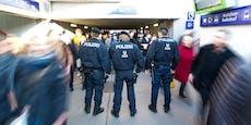 19-Jähriger verletzt drei Beamte bei Kontrolle in Wien