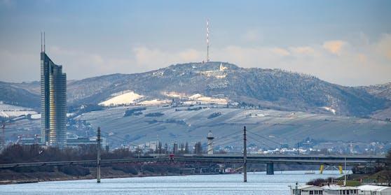 Am Montag fällt noch einmal Schnee in Wien (Archivfoto)
