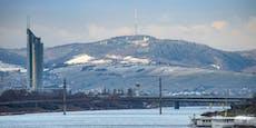 Wintereinbruch! Neuschnee kommt nun bis nach Wien