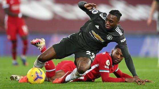 Britisches Spitzenspiel: Liverpool gegen Manchester United