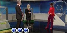 Lotto-Ziehung nach Störung mit Alarm-Signal abgebrochen
